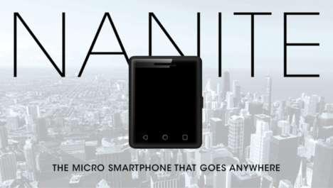 Miniature Companion Smartphones