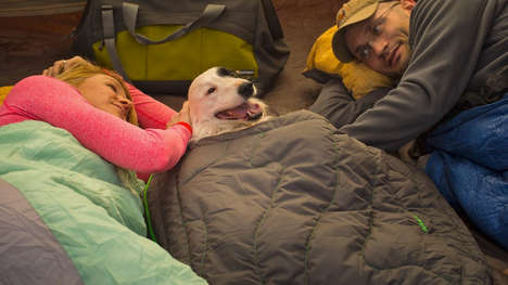Canine Camping Equipment