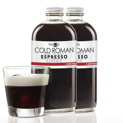 Versatile Premium Brewed Espressos