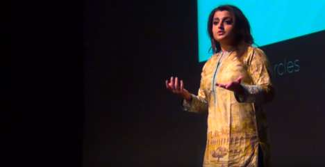 Understanding Cultural Identity - Mashaal Hijazi Shares Her Story in Her Talk on Cultural Identity