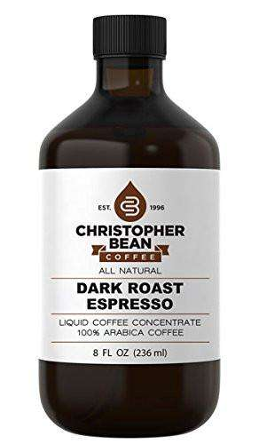 Double-Roasted Bottled Espressos
