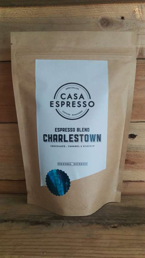 Award-Winning Espresso Blends