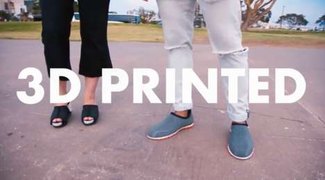 3D-Printed Footwear Tours