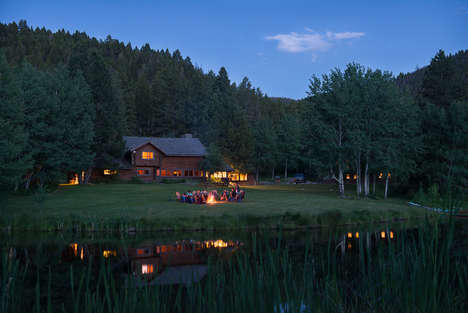 Feathered Pipe Ranch Offers Yoga Retreats Suitable for Beginners and Experts