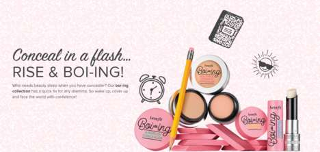 Rebooted Concealer Collections - Benefit Cosmetics Has Added New Products to its Boi-ing Line