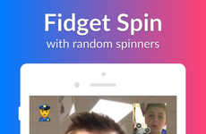 Fidget Toy Chat Apps