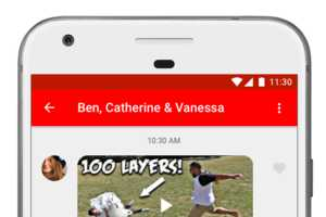 Video App Messengers