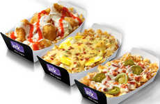 Dressed Hashbrown Meals - Jack in the Box's 'Munchie Mash-Ups' Introduce Topped Hashbrown Dishes