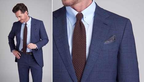 Luxurious Custom Suit Services