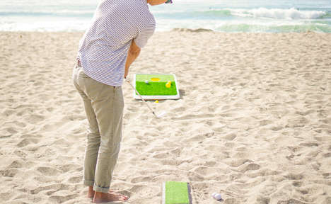 Cornhole Golf Accessories