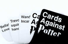 Magical Literature Card Games - 'Cards Against Potter' Puts a Wizardly Spin on the Game