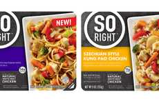 Minimally Processed Frozen Dinners