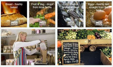 Fresh Produce Startups