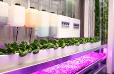 Crop-Growing Shipping Containers - Freight Farm Grows the Equivalent of Two Acres of Farm Land