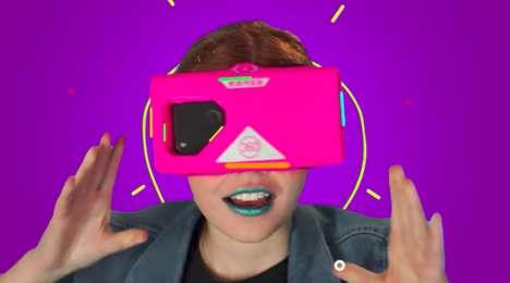 Kid-Friendly VR Goggles