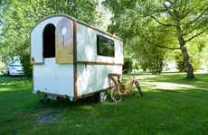Lightweight Telescopic Caravans
