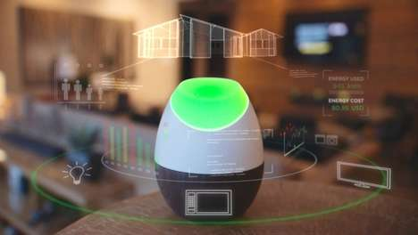 Illuminating Energy Trackers