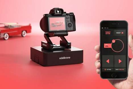 Wireless Control Camera Mounts