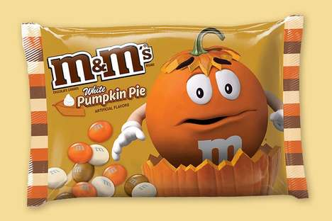 Pumpkin Pie-Flavored Candy