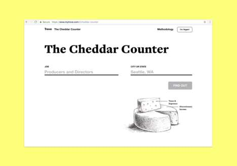 Living Cost Calculators - The Cheddar Counter Determines Discretionary Income for Developers