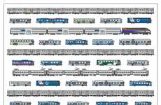 Urban Transit Graphics