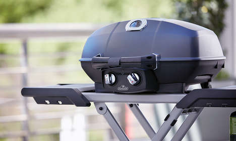 Full-Featured Portable BBQs