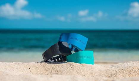 Sharkbanz are the World's First Shark Deterrent Wearable Bands
