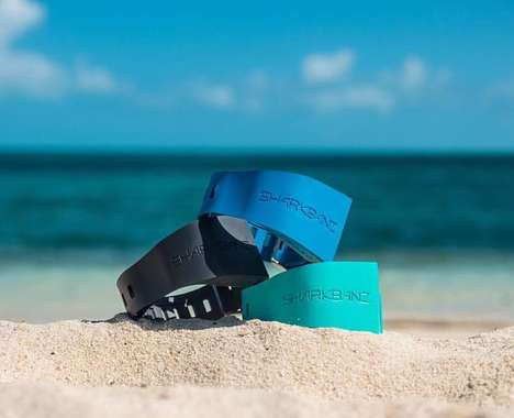 Shark Repellent Wearables