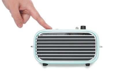Vintage-Inspired Speaker Systems