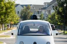 Pedestrian-Protecting Autonomous Vehicles - 'Waymo' Could Soften Itself If It Detects a Collision