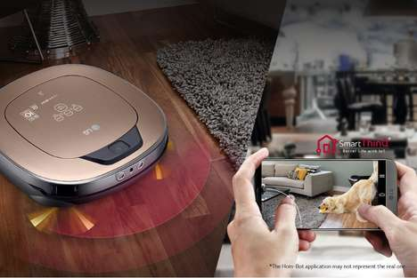 Voice-Controlled Vacuums