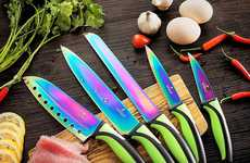Chromatic Kitchen Cutting Equipment