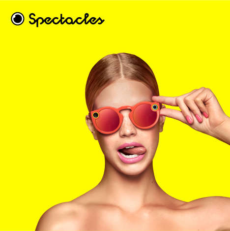 Connected Eyeglass Experiences - The Snapbots at Westfield Encourage Trials of Snap's Spectacles