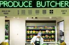 26 Produce-Based Retail Concepts