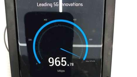 Speedy 5G Smartphones