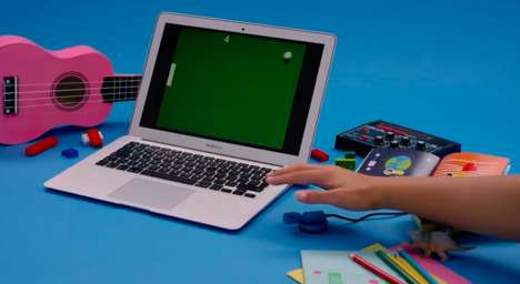 Hand-Controlled Coding Kits - Kano's Motion Sensor Kit Creates Gesture-Based Games and More