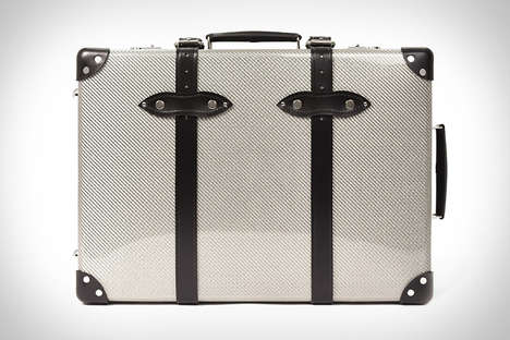 Rugged Carbon Fiber Suitcases