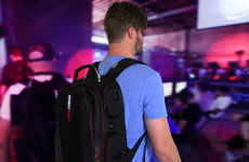 Tailored Gamer Backpacks