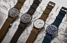 Relaunched Military Timepieces