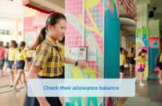 Budgeting Student Wearables - The POSB Smart Buddy Programme Introduces Money Management to Kids