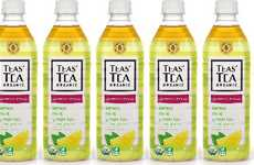 Alternative Bottled Tea Drinks