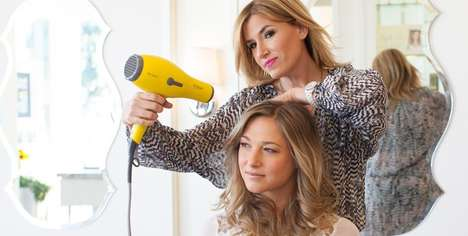 Wedding Day Blowouts - Drybar & Zola Teamed Up to Bring Hairstyles to Wedding Registries