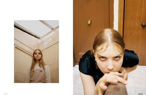 Vampy Film Fashion - The Ones 2 Watch 'Let the Right One In' Series Boasts a Movie Inspiration