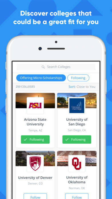 Scholarship Discovery Apps - The Raiseme App Helps High Schoolers Find and Earn Scholarship Money