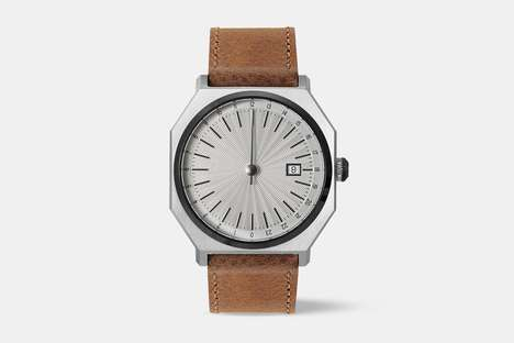 Intentionally Pared Down Timepieces