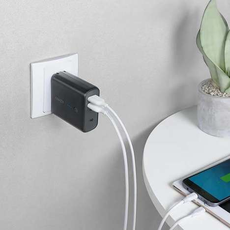 Power Bank-Infused Chargers