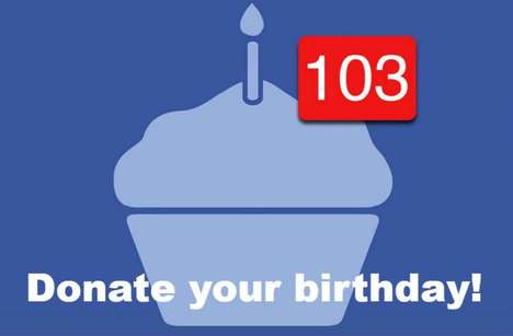 In-App Birthday Updates - Facebook Birthday Tools Help Users Get Creative with Their Posts