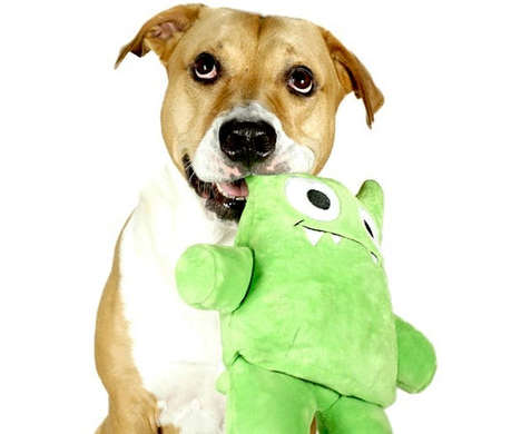 Detachable Indestructible Dog Toys - The 'Tearribles' Dog Toys are Meant to Come Apart