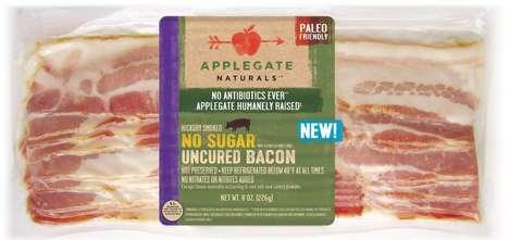 Uncured Sugar-Free Bacon