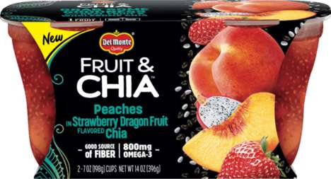 Omega-Rich Fruit Cups